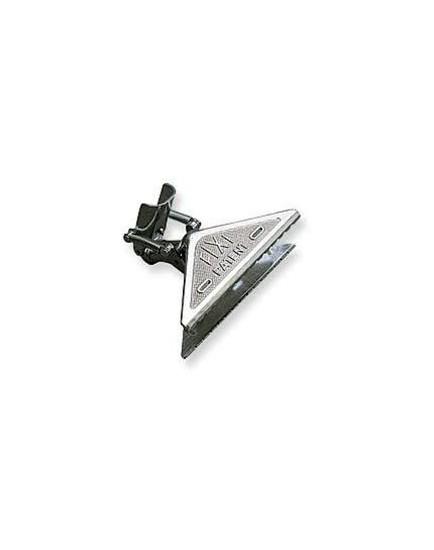 Pince FIXI pour perches télescopiques - Aluminium