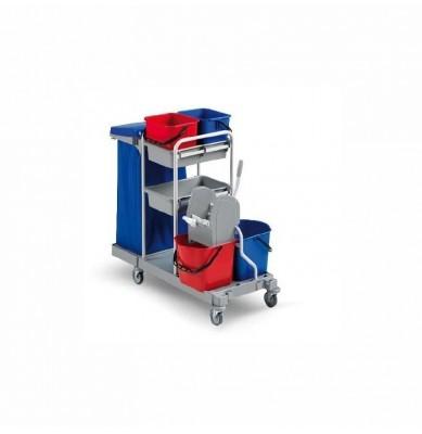 Chariots de ménage et accessoires